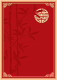 Oriental Chinese Background Royalty Free Stock Photography