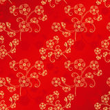 Oriental Chinese New Year seamless pattern vector illustration