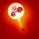 Oriental Chinese New Year Vector Design Royalty Free Stock Photos