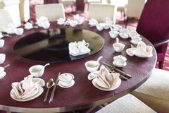 Free Oriental Chinese Restaurant Royalty Free Stock Photo - 34065845
