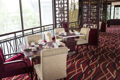 Oriental Chinese Restaurant royalty free stock photography