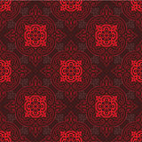 Oriental Chinese Seamless Tile. Including Vector Format vector illustration
