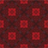 Oriental Chinese Seamless Tile Royalty Free Stock Photo