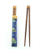 Oriental Chopsticks isolate Royalty Free Stock Photography