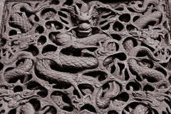 Oriental cinzele Imagens de Stock Royalty Free