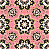 Oriental colorful ornament seamless pattern Vector illustration Stock Photography
