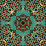 Oriental Colorful Pattern.
