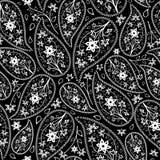 Oriental cucumbers seamless pattern Stock Photo