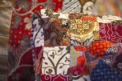 Oriental cushions Stock Photo