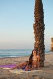 Oriental dancer Stock Photo