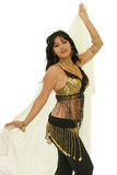 Oriental dancer Royalty Free Stock Images