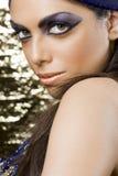Oriental dancer woman Stock Photography