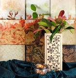 Oriental decoration objects Royalty Free Stock Image
