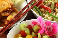 Oriental delicacy Royalty Free Stock Image
