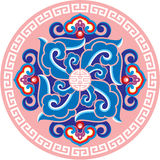 Oriental Design Element Royalty Free Stock Images