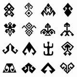 Oriental Design Elements Stock Images