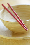 Oriental dining set Stock Images