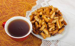 Oriental dish royalty free stock images