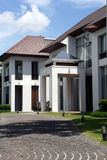 oriental domowy nowożytny styl Obraz Stock