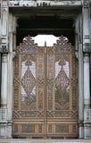 Oriental Door Royalty Free Stock Image