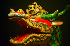 Oriental dragon Royalty Free Stock Images
