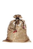 Oriental  Drawstring Bag Royalty Free Stock Photos
