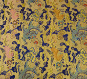 Oriental fabric Royalty Free Stock Photos