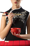 Oriental food Stock Photo