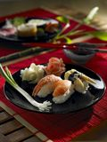Oriental food Stock Photography