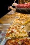 Oriental food Stock Image