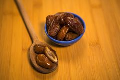 Oriental food for the Ramadan period. Traditional oriental food for the Ramadan period Stock Photos