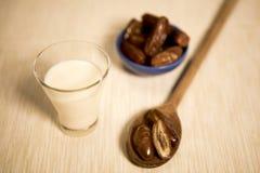 Oriental food for the Ramadan period. Traditional oriental food for the Ramadan period Stock Photo