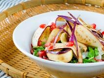 Oriental fresh salad Stock Photo