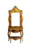 Oriental furniture Stock Photo