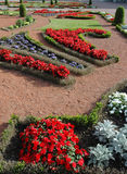 Oriental garden Stock Photography