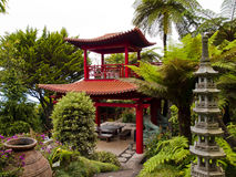 Oriental Garden Royalty Free Stock Photo