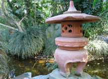 Oriental garden Stock Photo