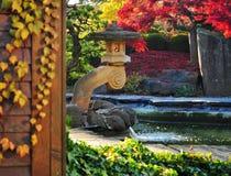 Garden autumn Stock Photography