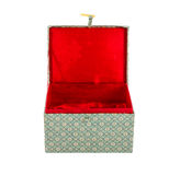 Oriental Gift Box isolate Royalty Free Stock Photography
