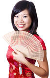 Oriental girl Royalty Free Stock Image