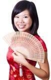 Oriental girl Royalty Free Stock Image