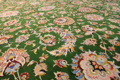 Oriental handmade carpet Royalty Free Stock Images