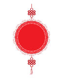 Oriental Happy Chinese New Year Element. Decoration for chinese new year design royalty free illustration