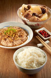 Oriental Home Dish Stock Photo