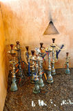 Oriental Hookah Royalty Free Stock Images