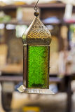 Oriental lamp Royalty Free Stock Images