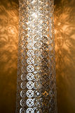Oriental lamp Royalty Free Stock Photography