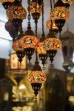 Oriental lamps Royalty Free Stock Photos