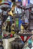 Oriental lamps Royalty Free Stock Image