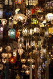 Oriental Lamps Stock Photos